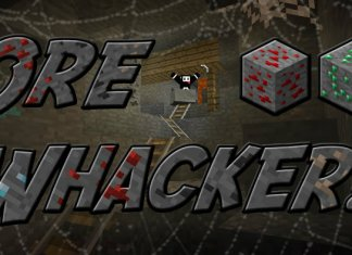 ore whacker map minecraft