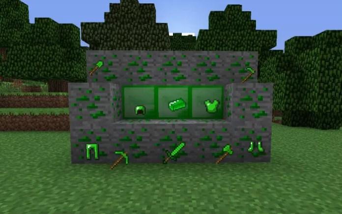 minecraft-ores