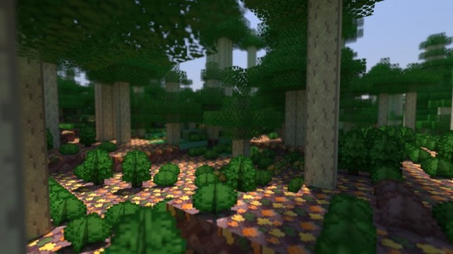 fire-leaf-texture-pack