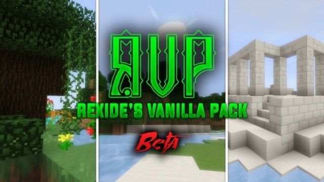 rexides-vanilla-resource-pack