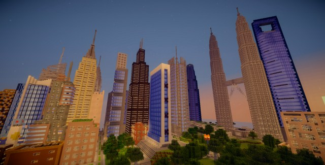 skyscraper-city-minecraft