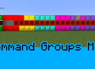 command groups