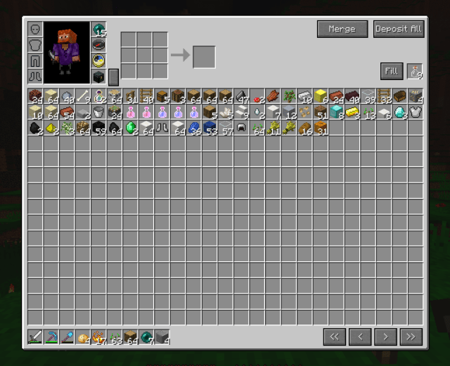 Overpowered Inventory Mod For Minecraft 1 8 8 1 8 1 7 10