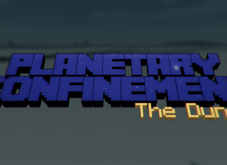 planetary confinement the dunes map