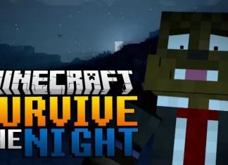 survive the night minecraft