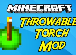 throwable torch mod
