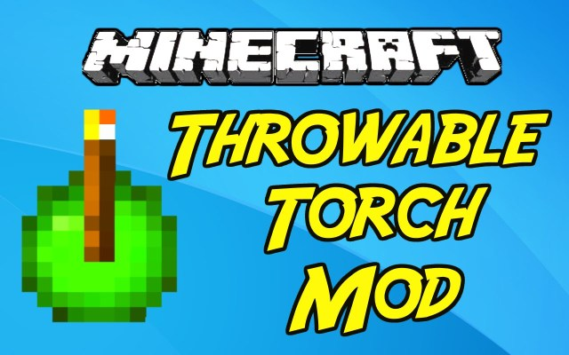 throwable-torch-mod