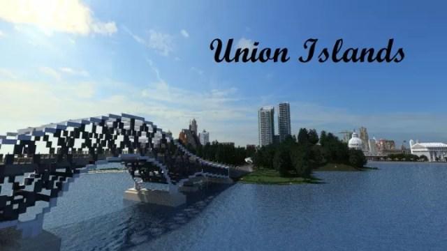 union-islands-map