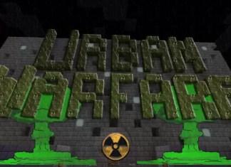 urban warfare map minecraft