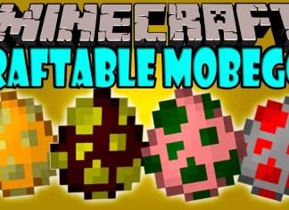 Craftabl Mob Eggs mod