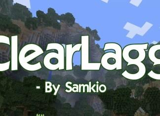 clearlagg bukkit plugin minecraft