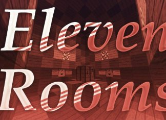 the eleven rooms map