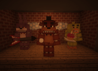 vanilla five nights at freddys