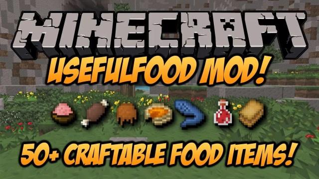 usefulfood-mod