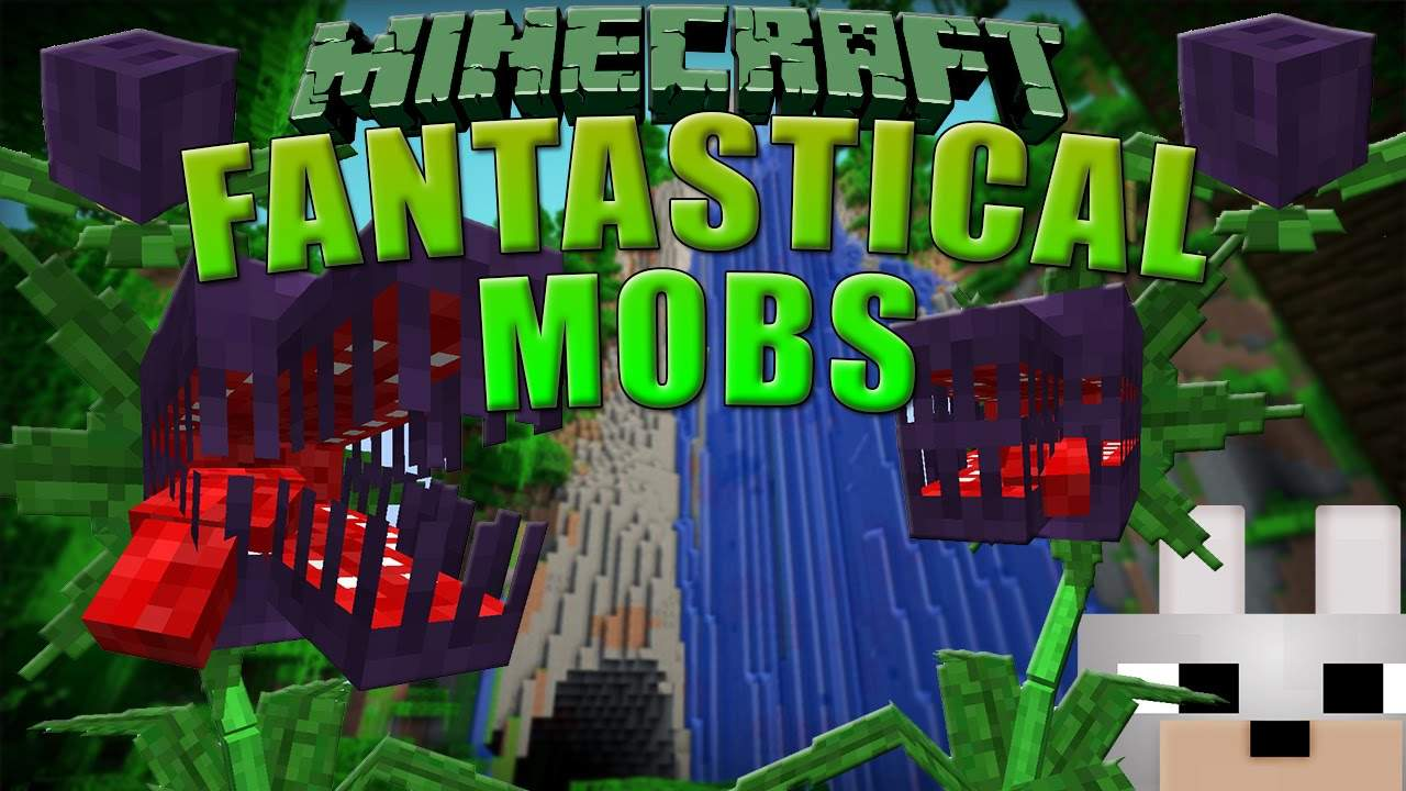 Mowzies Mobs Mod for Minecraft 1.7.10 | MinecraftSix