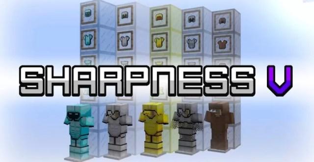 Sharpness-V-resource-pack