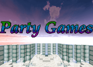 party games map