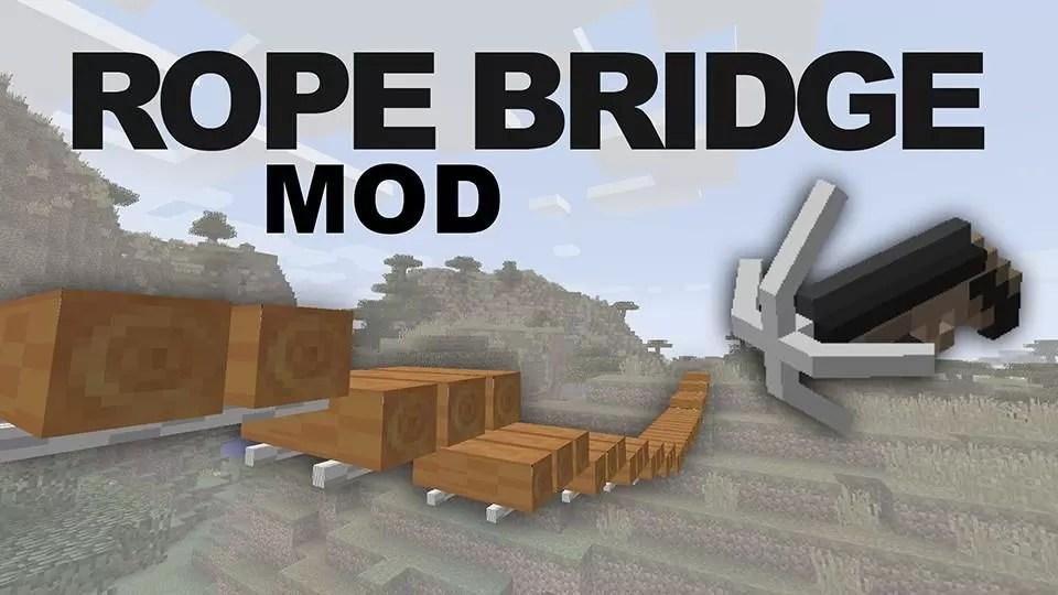 minecraft bridge mod