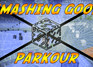smashing good parkour map