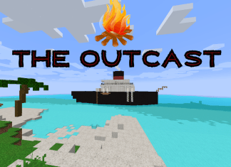 the outcast map