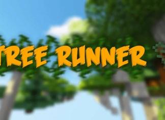 tree runner map