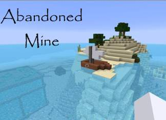 abandoned mine map