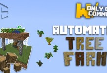 automatic tree farm command block