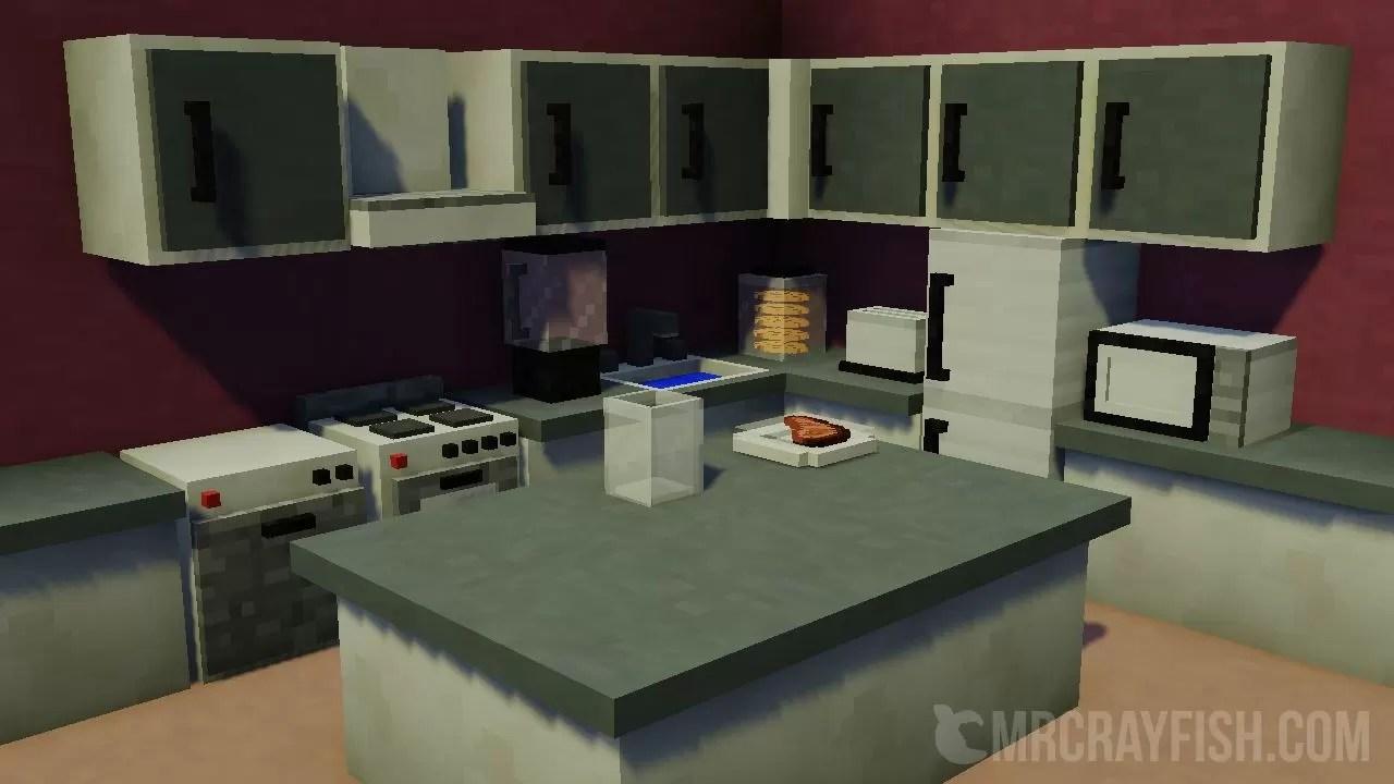 MrCrayfishs Furniture Mod for Minecraft 11121102 MinecraftSix