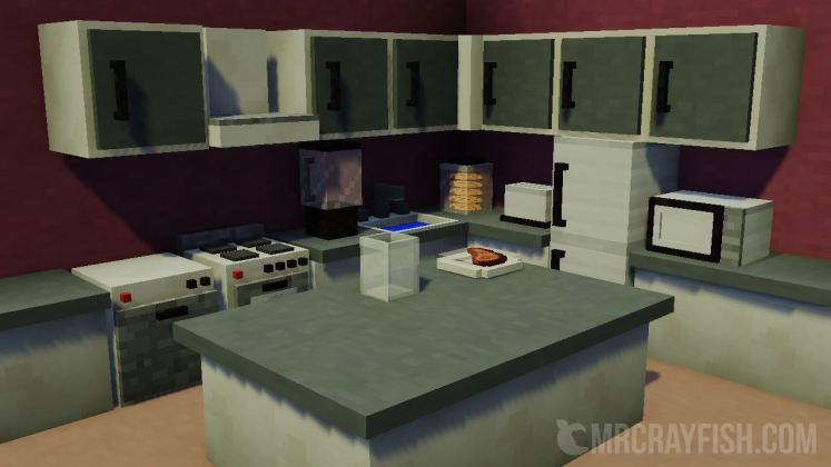MrCrayfish\'s Furniture Mod for Minecraft 1.12.2/1.11.2 | MinecraftSix