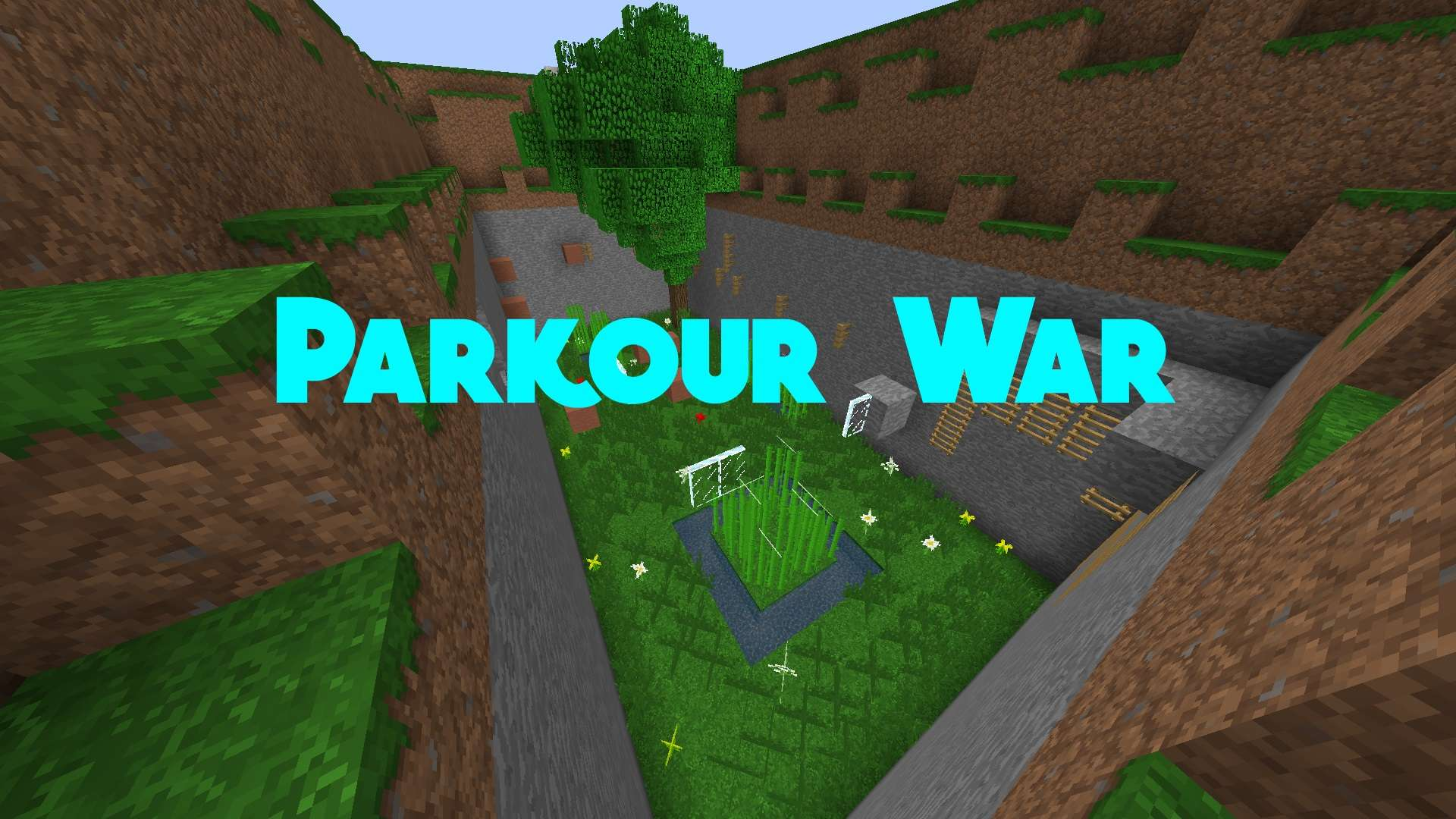 Parkour War Map for Minecraft 1.8.9/1.8 | MinecraftSix