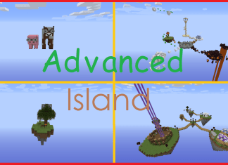 advanced island
