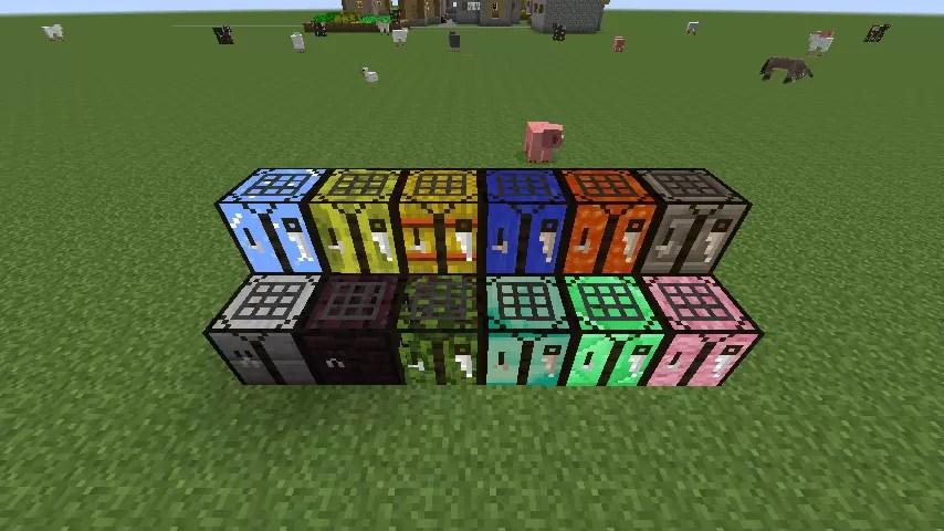 CraftingCraft Mod for Minecraft 1 12 2/1 11 2 | MinecraftSix
