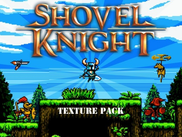 shovel-knight-resource-pack
