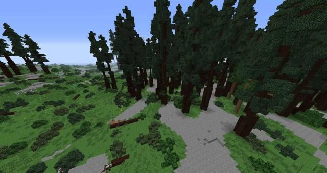vanilla-forest
