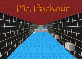 mr parkour map