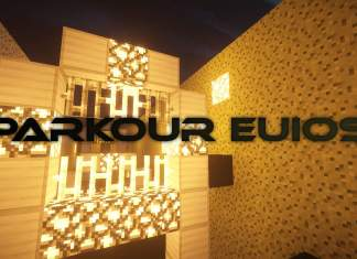 parkour euios map