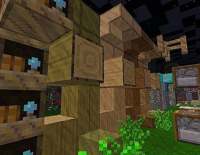 woodcraft-texture-pack
