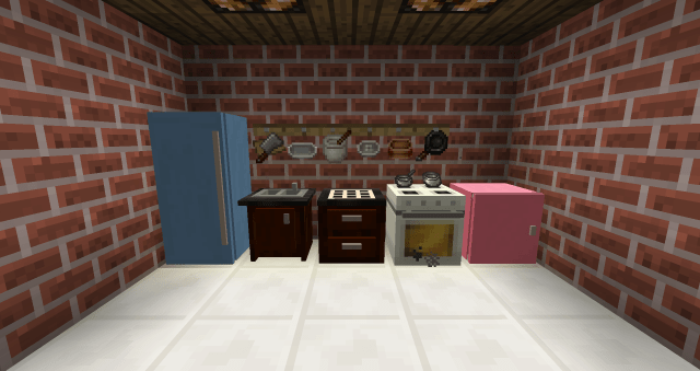 Cooking for Blockheads mod