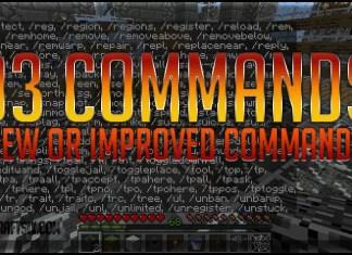 d commands mod