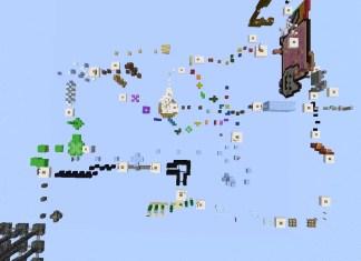 freestyle parkour map