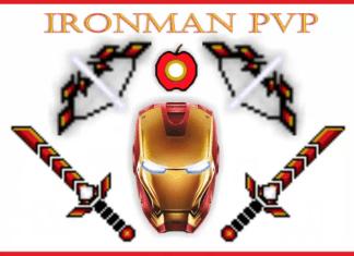 ironman pvp texture