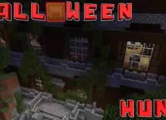 halloween hunt map