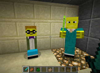 the simpsons resource pack