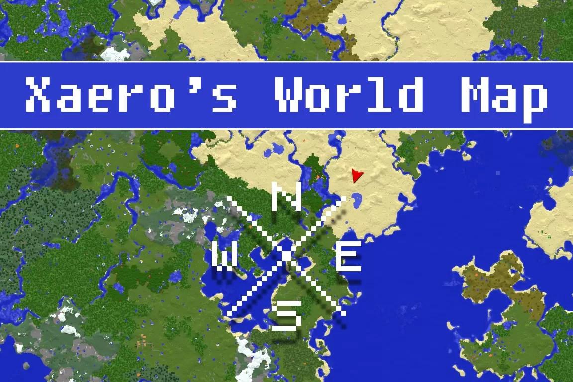 Xaeros world map mod for minecraft 1121112 minecraftsix gumiabroncs Choice Image