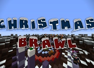 christmas brawl map