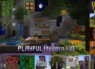 playful modern resource pack
