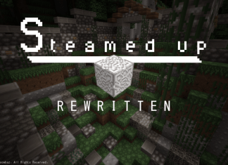 steamed up resource pack
