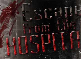 escape from the hospital map