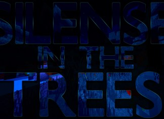 silence in the trees map