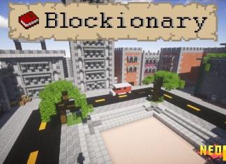 blockionary map